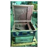 Foam lined heavy duty case