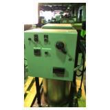 Cryogenic vaporizer model 480c-15-25-N2-WTR