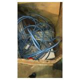 Gaylord of cable liquid tight conduit and flex
