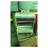 Lot of two  space heaters fahrenheat model