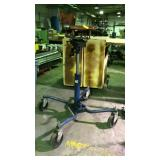 Lincoln mobile hydraulic jack stand