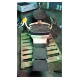 Stern Weber vintage dental chair