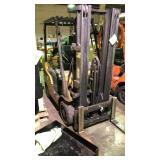 Caterpillar propane fork lift model c5000