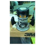 Double insulated 25000 rpm router