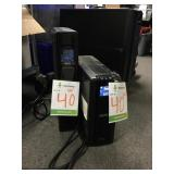 Battery Backup & Surge Protector