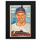 1951 Bowman Bob Feller Low Grade