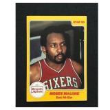 1985 Star Basketball Moses Malone
