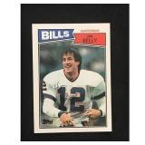 1987 Topps Jim Kelly #362 High Grade