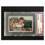 1951 Bowman Baseball Don Mueller Psa 8