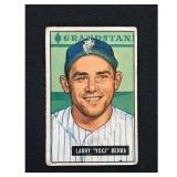 1951 Bowman Yogi Berra Low Grade