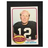 1976 Topps Terry Bradshaw #75