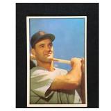 1953 Bowman Color Walt Dropo
