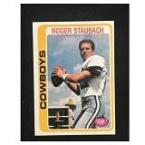 1978 Topps Roger Staubach #290