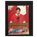 Topps Shohei Ohtani Opening Day Rookie