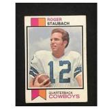 1973 Topps Roger Staubach #475