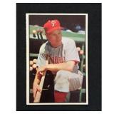 1953 Bowman Color Richie Ashburn