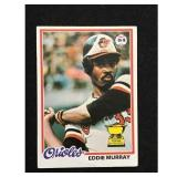 1978 Topps Eddie Murray Allstar Rc