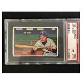 1951 Bowman Baseball Jim Busby Psa 8