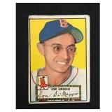 1952 Topps Dom Dimaggio Card