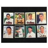 30 1951 Bowman Baseball Cards Low Grade