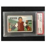 1951 Bowman Baseball Ray Mueller Psa 8