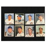 25 Low Grade 1950 Bowman Baseball Cards