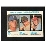 1973 Topps Mike Schmdit Rookie Crease Free