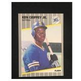 1989 Fleer Ken Griffey Jr Rookie Mint
