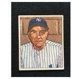 1950 Bowman Casey Stengel Card