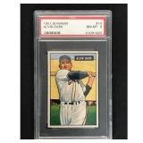 1951 Bowman Baseball Alvin Dark Psa 8