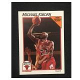 1991 Hoops Michael Jordan Mvp High Grade