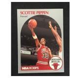 1990 Hoops Scottie Pippen High Grade