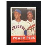 1963 Topps Power Plus Banks/aaron