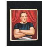 1909 T218 Jim Jeffries Boxing Card Hof