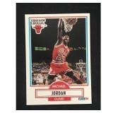 1990 Fleer Michael Jordan High Grade