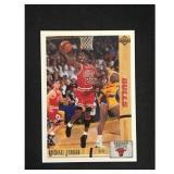1991 Upper Deck Michael Jordan High Grade
