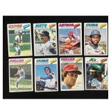 Over 1700 Estate Baseball Cards 1970