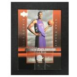 2003 Upper Deck Chris Bosh Rookie Card