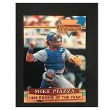 1994 Rembrandy Mike Piazza Rookie