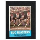 1963 Topps Buc Blasters Clemente