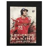 2018 Topps Juan Soto Rookie Card