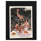 1984 Star Basketball Kareem Abdul Jabbar