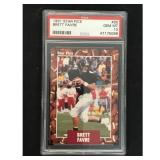 1991 Star Pics Brett Favre Rookie Psa 10