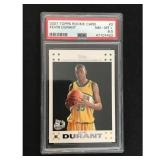 2007 Topps Kevin Durant Rookie Psa 8.5
