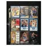 9 Stephen Curry Basketball Cards