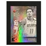 2019 Panini Trae Young Rookie Card
