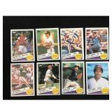 Two 1985 Topps Baseball Complete Sets