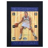 1999 Upper Deck Dirk Nowitzki Rookie Card