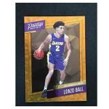 2017-18 Prestige Lonzo Ball Rookie Card
