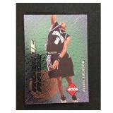 1996 Collectors Edge Allen Iverson Rookie Card